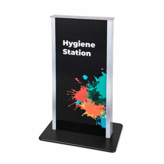 FlexiStore Dispenser Kiosk Splash